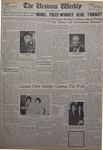 The Ursinus Weekly, March 12, 1962