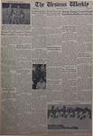 The Ursinus Weekly, May 21, 1962