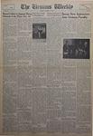 The Ursinus Weekly, October 10, 1960