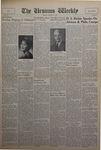 The Ursinus Weekly, January 9, 1961