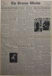 The Ursinus Weekly, May 15, 1961