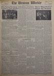 The Ursinus Weekly, November 16, 1959