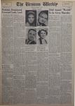 The Ursinus Weekly, December 7, 1959