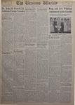 The Ursinus Weekly, February 15, 1960