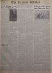 The Ursinus Weekly, February 29, 1960