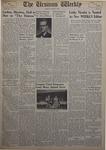 The Ursinus Weekly, March 21, 1960 by Marla Shilton, Gail Ford, Carol Drechsler, and Richard F. Levine