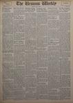 The Ursinus Weekly, May 16, 1960