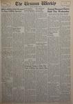 The Ursinus Weekly, December 15, 1958