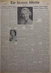 The Ursinus Weekly, March 9, 1959 by Frederick L. Glauser, Marla Shilton, John Swinton, and Cindy Buchanan