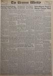 The Ursinus Weekly, April 13, 1959