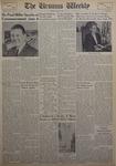 The Ursinus Weekly, May 25, 1959