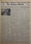 The Ursinus Weekly, October 14, 1957