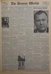 The Ursinus Weekly, January 20, 1958