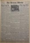 The Ursinus Weekly, May 5, 1958