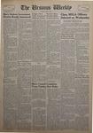 The Ursinus Weekly, May 12, 1958
