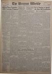 The Ursinus Weekly, May 26, 1958