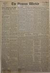 The Ursinus Weekly, October 1, 1956