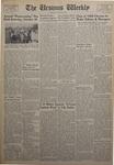 The Ursinus Weekly, October 22, 1956
