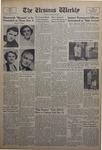 The Ursinus Weekly, December 3, 1956