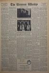 The Ursinus Weekly, December 10, 1956