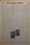 The Ursinus Weekly, May 20, 1957