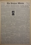 The Ursinus Weekly, May 27, 1957