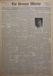 The Ursinus Weekly, May 7, 1956