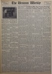 The Ursinus Weekly, May 14, 1956 by Lawrence C. Foard, Philip Kivitz, Karl Billman, and Terry M. German