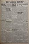 The Ursinus Weekly, November 16, 1953