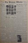 The Ursinus Weekly, December 14, 1953