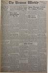 The Ursinus Weekly, February 22, 1954