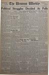 The Ursinus Weekly, May 10, 1954