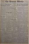 The Ursinus Weekly, May 31, 1954