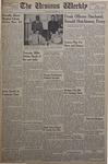 The Ursinus Weekly, November 10, 1952
