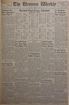 The Ursinus Weekly, January 12, 1953