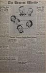 The Ursinus Weekly, December 3, 1951