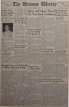 The Ursinus Weekly, December 10, 1951