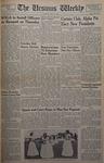 The Ursinus Weekly, May 12, 1952