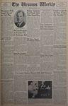 The Ursinus Weekly, October 9, 1950 by Willard Wetzel, Aubre M. Givler, Jean Heron, Ted Wenner, Ford Bothwell, Roy Foster, Douglas MacMullan, and Jeanne Stewart