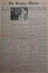 The Ursinus Weekly, October 16, 1950
