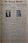 The Ursinus Weekly, November 6, 1950