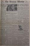 The Ursinus Weekly, February 12, 1951