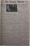 The Ursinus Weekly, February 19, 1951