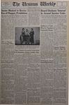 The Ursinus Weekly, February 26, 1951