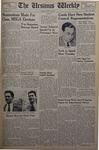 The Ursinus Weekly, April 30, 1951