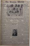 The Ursinus Weekly, May 14, 1951