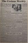 The Ursinus Weekly, November 14, 1949