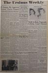 The Ursinus Weekly, January 9, 1950