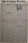 The Ursinus Weekly, February 27, 1950