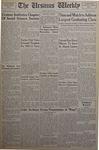 The Ursinus Weekly, May 22, 1950